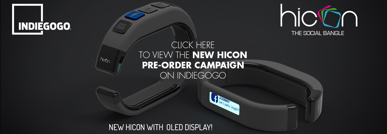 hicon_oled_smart_bracelet_exchange_contacts_ble4